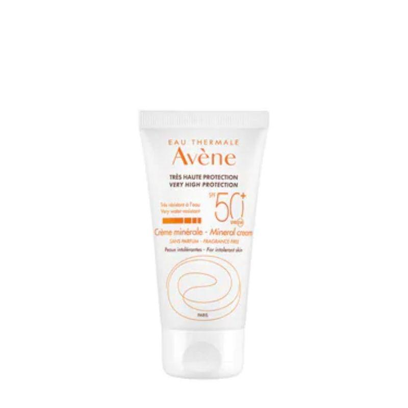 Avene Very High Protection Mineral Cream SPF50 50ml