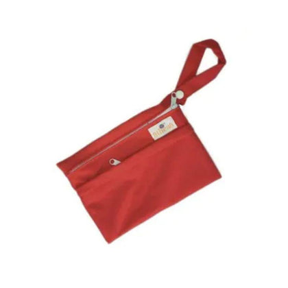 Athena Mini Wetbag Red