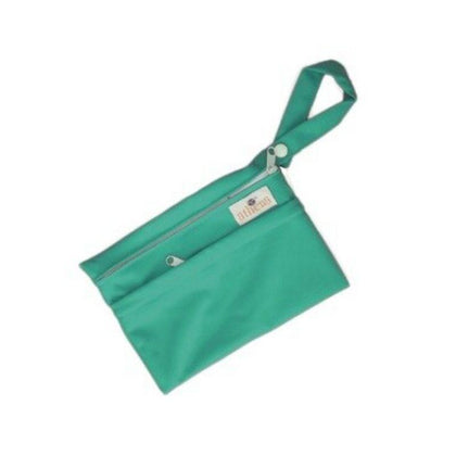 Athena Mini Wetbag Dark Green