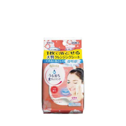 Bifesta Cleansing Sheet Enrich 46s