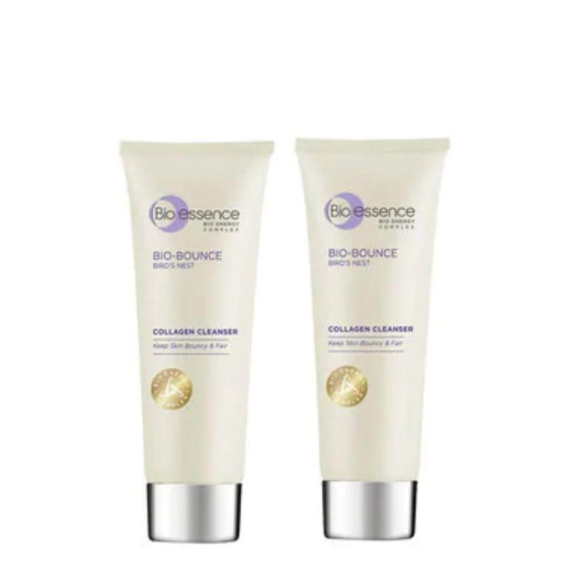 Bio-Essence Bio-Bounce Cleanser 100G X 2