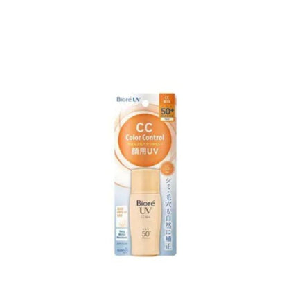 Biore Uv Colour Control Cc Milk Spf50 30Ml