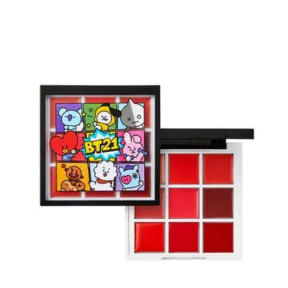 Bt21 Art In Lip Palette