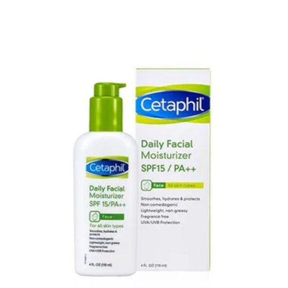 Cetaphil Daily Facial Moisturizer SPF15 118ml