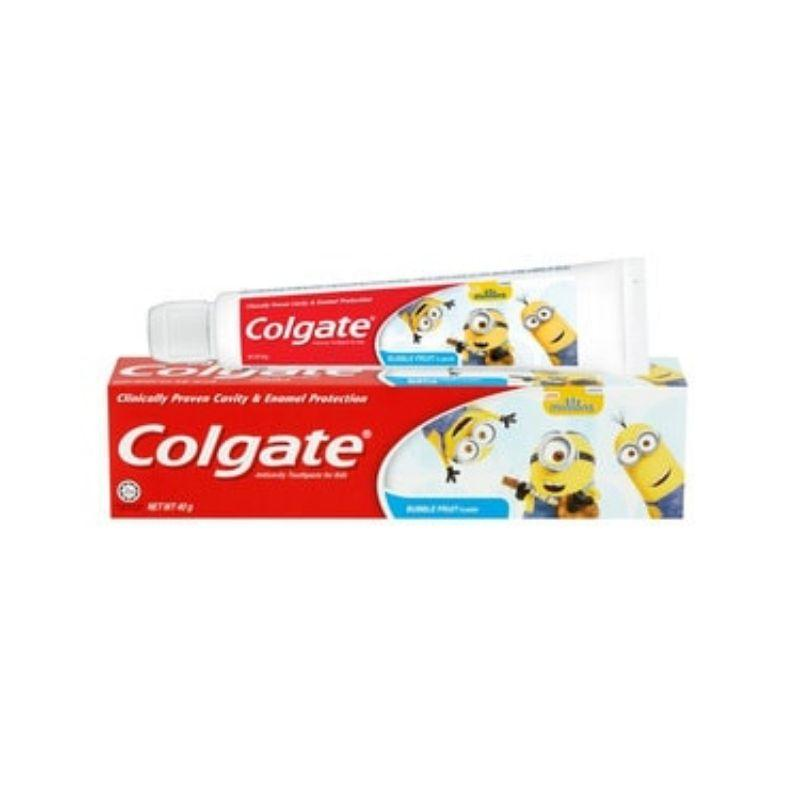 Colgate For Kids Minion Toothpaste 40G