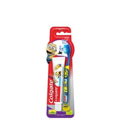 Colgate Minion Kids Travel Kit