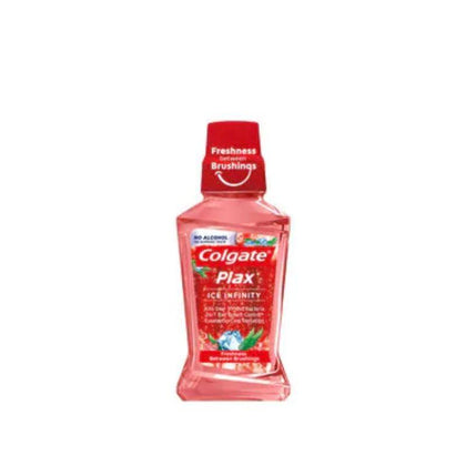 Colgate Plax Mouthwash Ice Infinity 250Ml