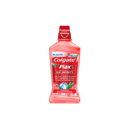 Colgate Plax Mouthwash Ice Infinity 750Ml