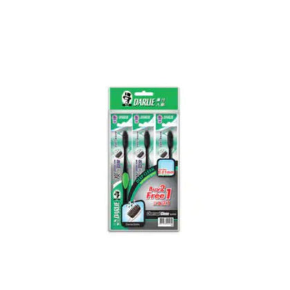 Darlie Charcoal Deep Clean Toothbrush Buy 2 Free 1