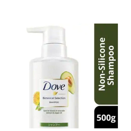 Dove Botanical Damage Protection Shampoo 500G