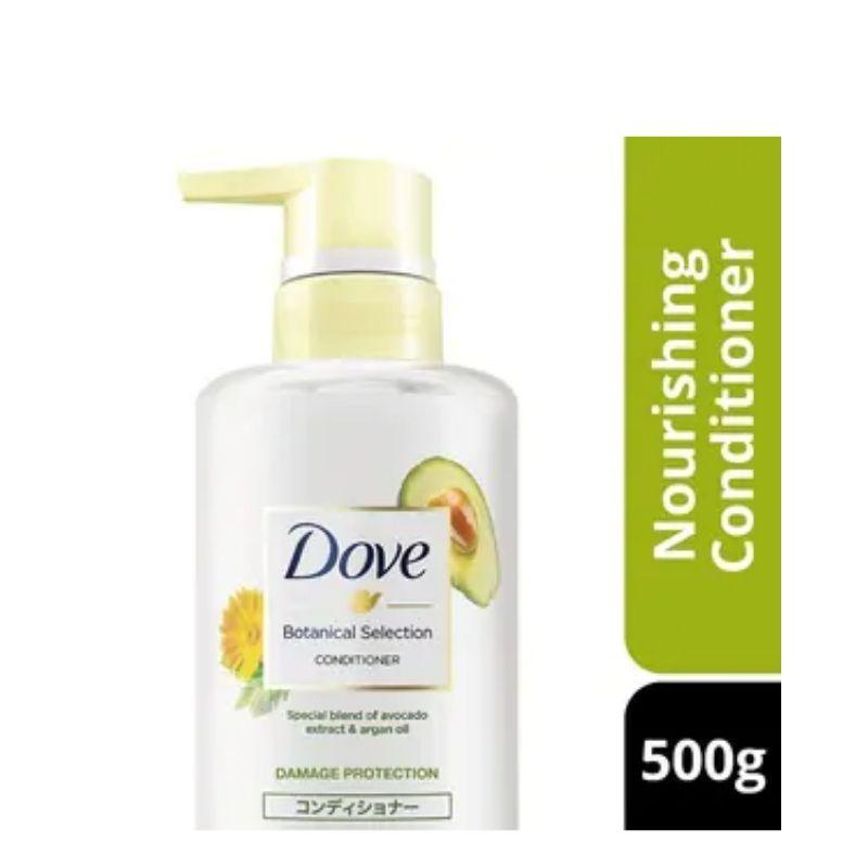 Dove Botanical Damage Protection Conditioner 500G