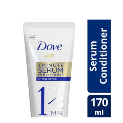 Dove 1 Minutes Serum Intense Repair Conditioner 170Ml