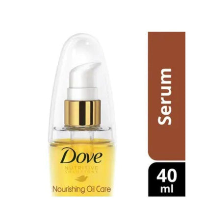 Dove Nourishing Oil Care Dry Hair Serum 40Ml
