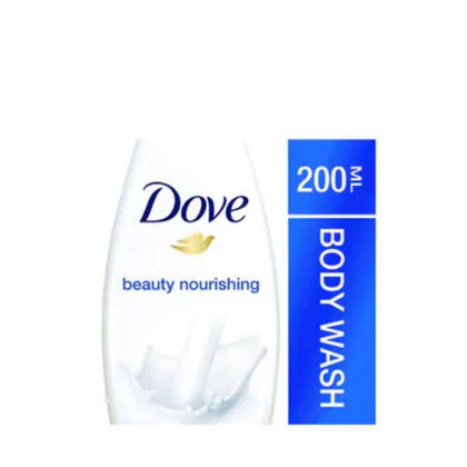 Dove Beauty Nourishing Body Wash 200Ml