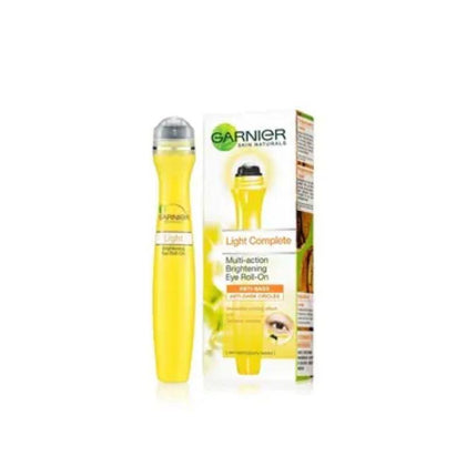 Garnier Multi-Action Brightening Eye Roll-On 15Ml