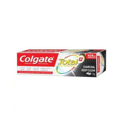 Colgate Total Charcoal Deep Clean Toothpaste 150G