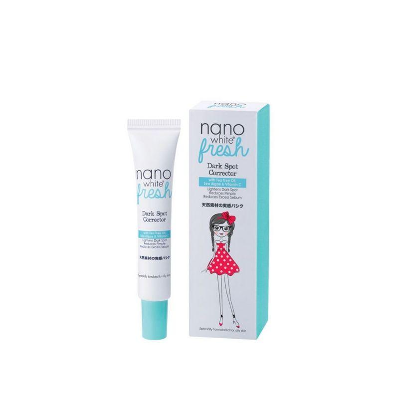 Nano White Fresh Spot Corrector 15Ml