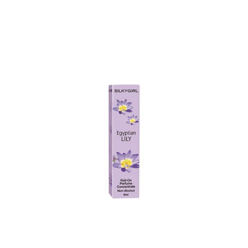 Silkygirl Roll On Perfume Flower Lily 9Ml