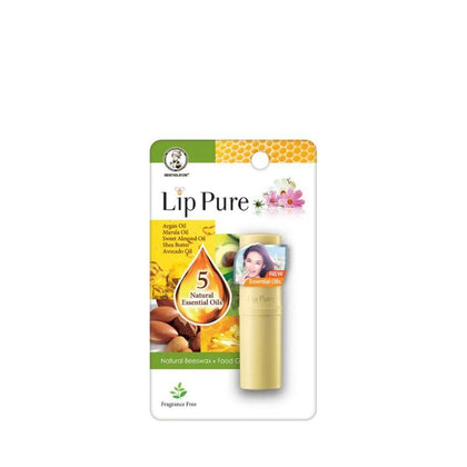 Mentholatum Lip Pure Essence Oil Free 4G