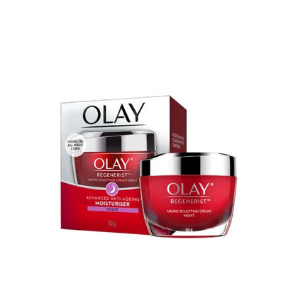 Olay Regenerist Micro-Sculpting Cream Night 50G