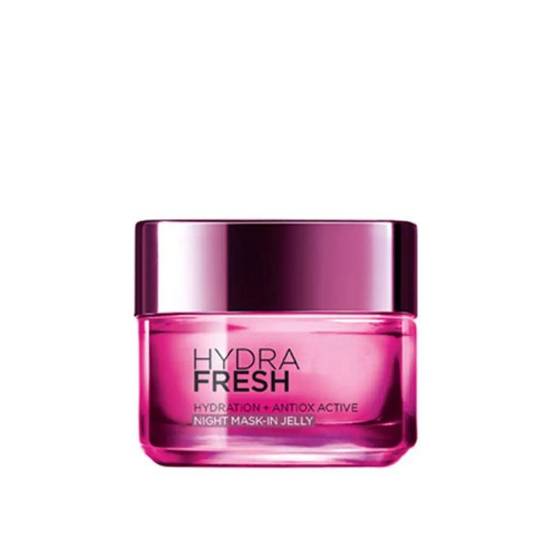 Loreal Hydration + Antiox Active Night Mask In Jelly 50Ml