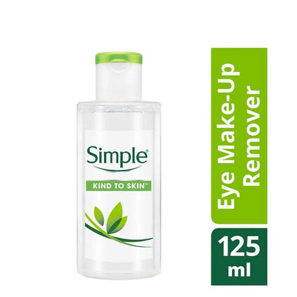 Simple Eye Make Up Remover 125Ml