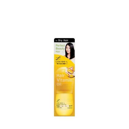 Lucido - L Hair Vitamin Oil (Dry Hair) 50Ml