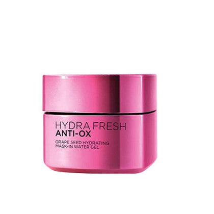 Loreal Hydrafresh Anti-Ox Grape Seed Hydrating Mask-In Water Gel 50Ml