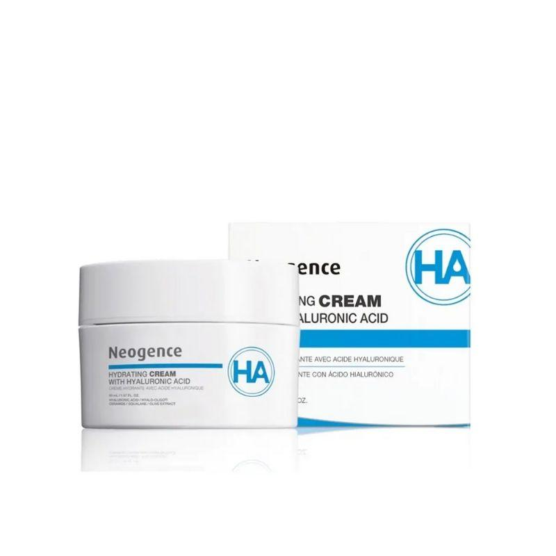Neogence Hydrating Cream With Hyaluronic Acid 50Ml