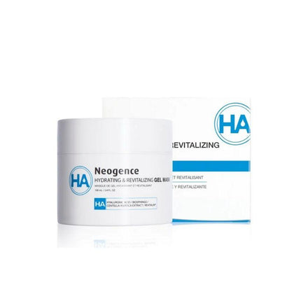 Neogence Hydrating & Revitalizing Gel Mask 100Ml