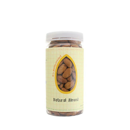 Love Earth Roasted Natural Almond 350G