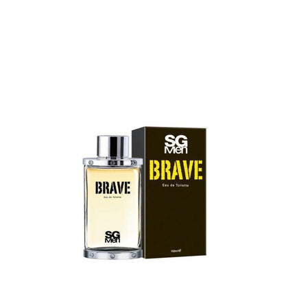 Sg Men Brave Eau De Toilette 100Ml