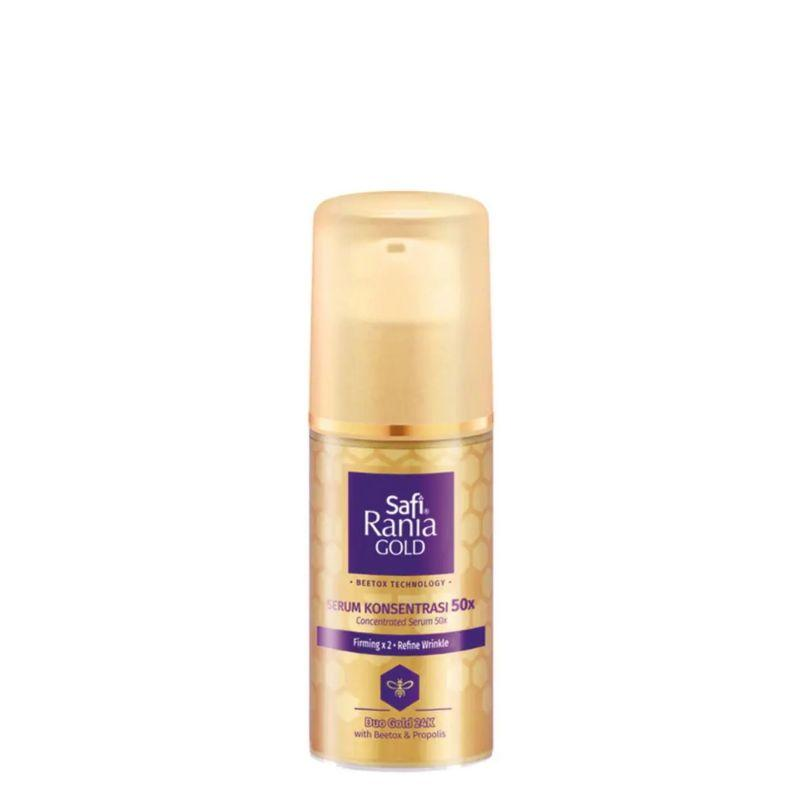 Safi Rania Gold Serum Konsentrasi 50X 20Ml