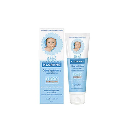 Klorane Baby Moisturizing Cream 40Ml