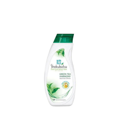 Shokubutsu Body Wash Green Tea 220G