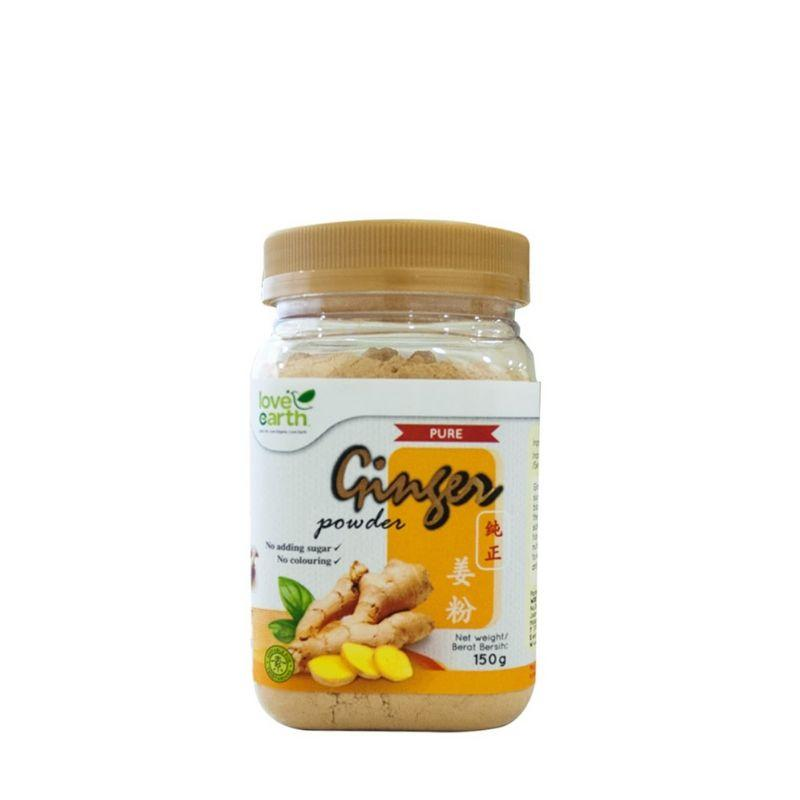 Love Earth Pure Ginger Powder 150G