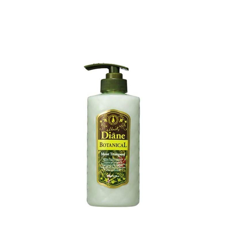Moist Diane Botanical Treatment 480Ml
