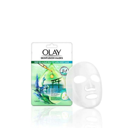 Olay Skinfusion Deep Sea Algae Facial Mask 1S
