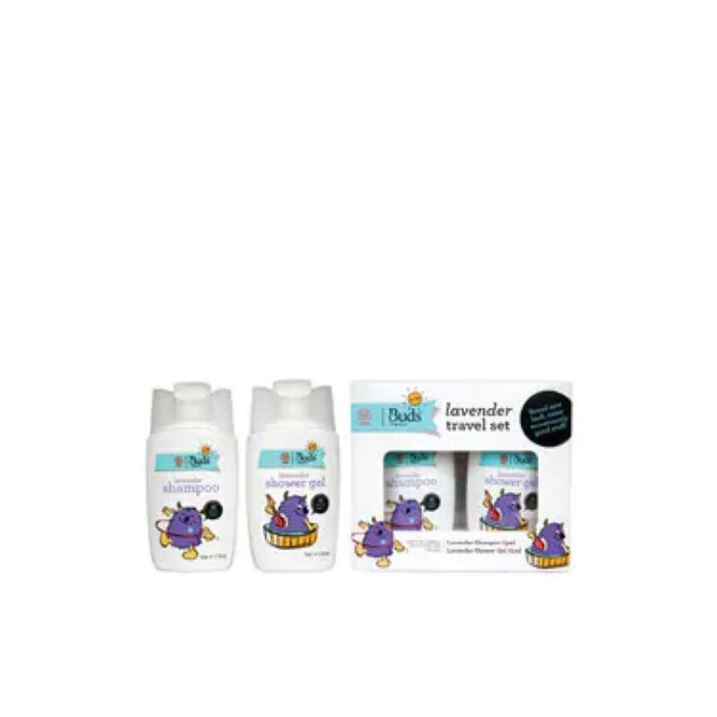 Buds Lavender Travel Set 75Ml X 2