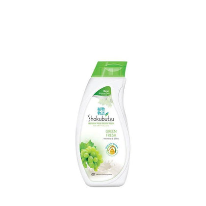 Shokubutsu Body Wash Green Freshness 220G