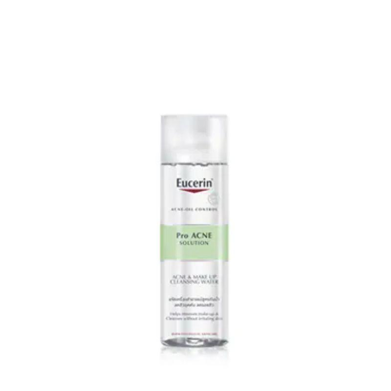 Eucerin Pro Acne Solution & Makeup Cleansing Water 400Ml