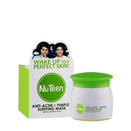 Nuteen Anti-Acne & Pimple Sleeping Mask 35G