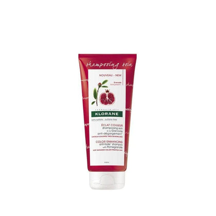 Klorane Pomegranate Shampoo (Colored Hair) 200Ml