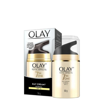 Olay Total Effects Normal Uv Cream 50G