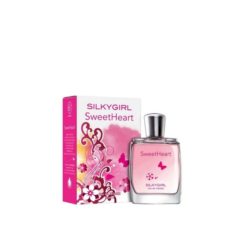 Silkygirl Sweet Heart Eau De Toilett 50Ml