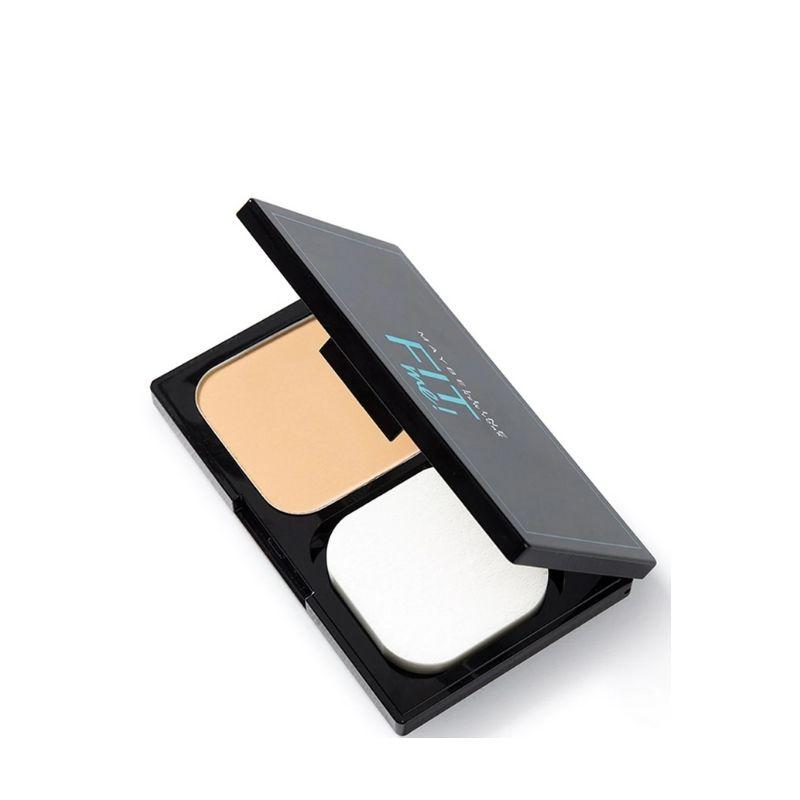 Maybelline Fit Me! Skin-Fit Powder Foundation Cla Ivory 9G