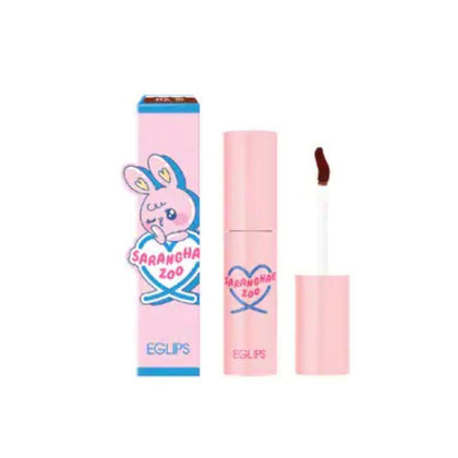 Eglips Saranghae-Zoo Cottoncandy Tint 06 Brick Brown 4G