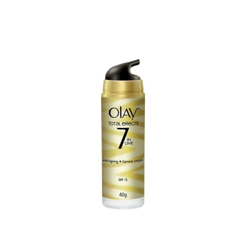 Olay Total Effects Anti Ageing + Fairness Cream 40G