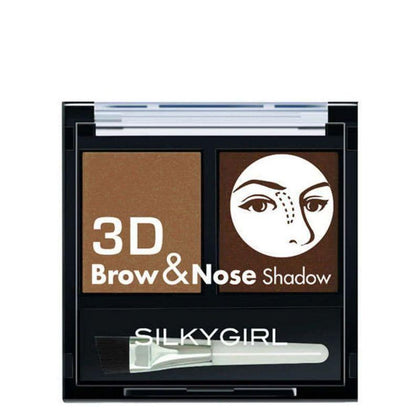 Silkygirl Brow & Nose Shadow 1S