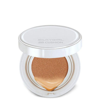 Silkygirl Magic Bb Cushion 02 Natural Medium 1S